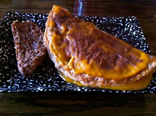 Folded-Over Omelet