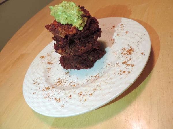 beet_cake_avocado_tandoori